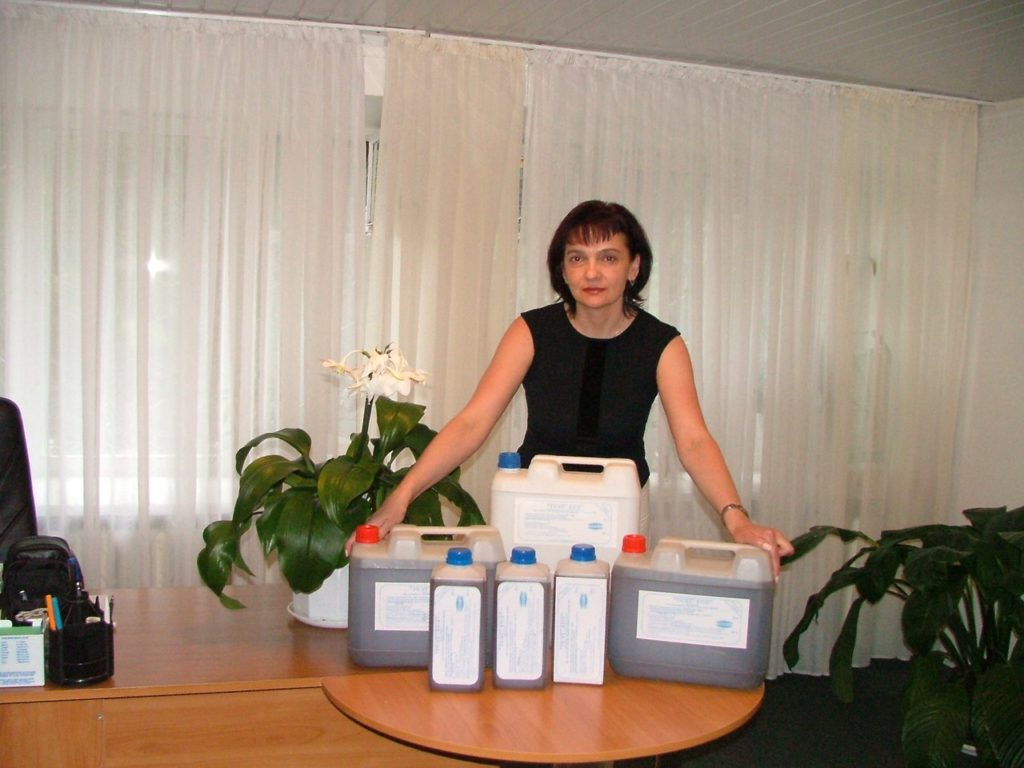 Профессиональна химия «УНИКС-КЛИН»
